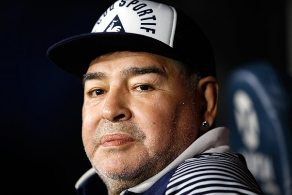 Football Legend Diego Maradona Turns 60, Dreams Of Scoring Another Against England