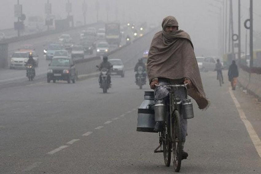 Delhi Witnesses Coldest October In 58 Years