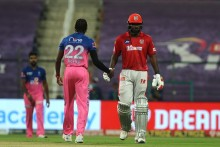 IPL: Chris Gayle's Bitter-Sweet Day - A Record 1000 T20 Cricket Sixes And Then Fined For Throwing Bat!