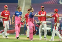 IPL 2020: RR Skipper Steve Smith Praises Ben Stokes, Sanju Samson After Successful Chase