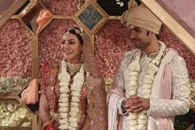 Kajal Aggarwal Marries Gautam Kitchlu In Intimate Ceremony