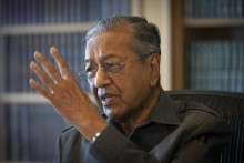 Mahathir Says Remarks On French Attacks Taken Out Of Context, Slams Twitter For Removing Post
