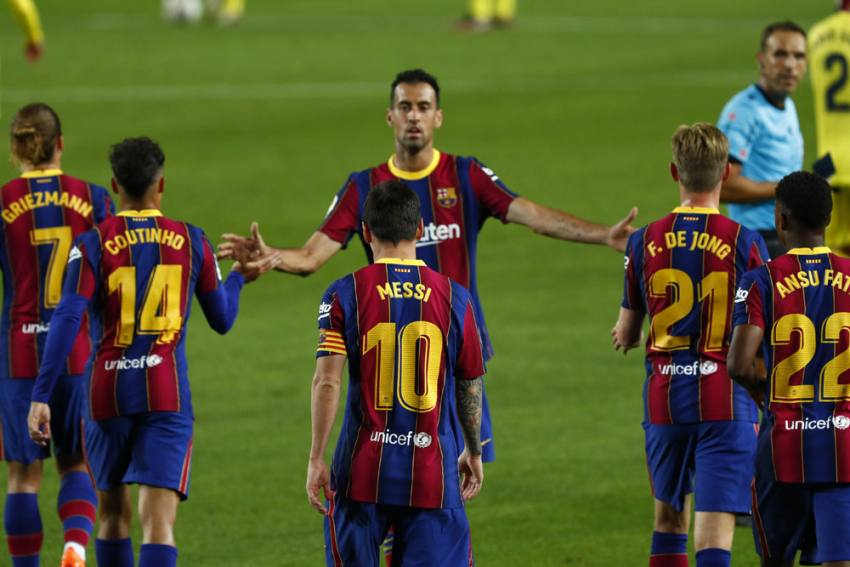 Barcelona Vs Sevilla Live Streaming: Lionel Messi Up Against His Favourite Club As Barca Seek Hat-trick Of Wins - How To Watch