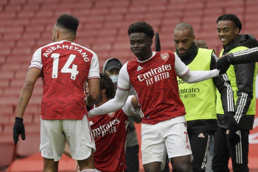 Arsenal 2-1 Sheffield United: Bukayo Saka And Nicolas Pepe See Gunners Blunt Blades