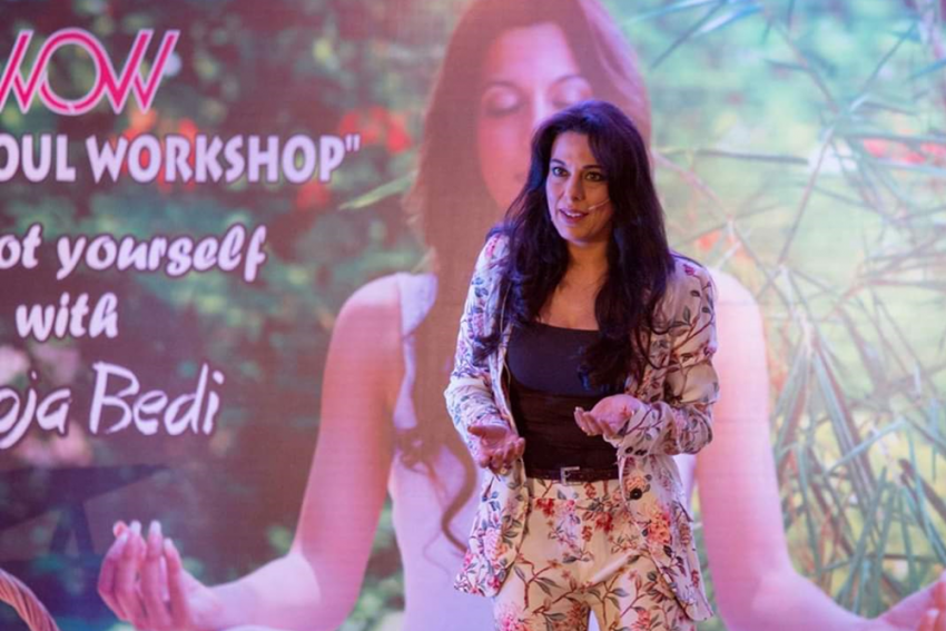 Single Parenting Made Me Wiser, Happier, And More Wholesome, Says Bollywood Actor Pooja Bedi