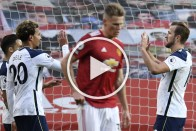 Manchester United 1-6 Tottenham: Red Devils Suffer Unwanted First In Horror Half - Watch All Goals