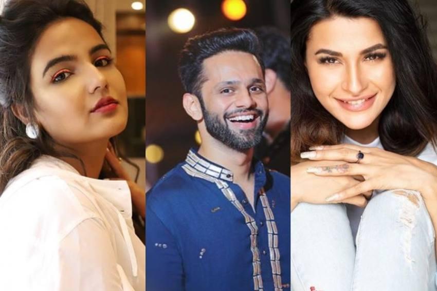 Bigg Boss 14: Rahul Vaidya To Jasmin Bhasin, Here's The Confirmed List Of Contestants