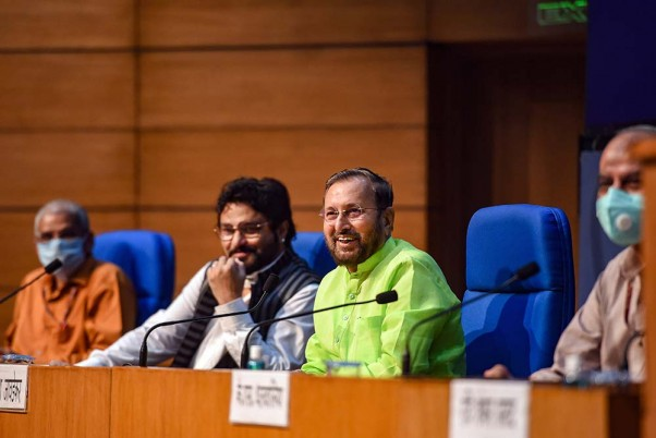 Javadekar Takes 'Middlemen' Jibe At Parties Opposing Farm Laws