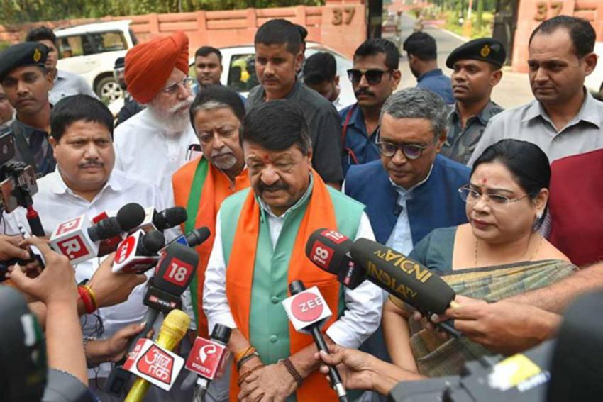Opposition's Spreading Misinformation On Farm Laws Amounts To Criminal Conduct: BJP