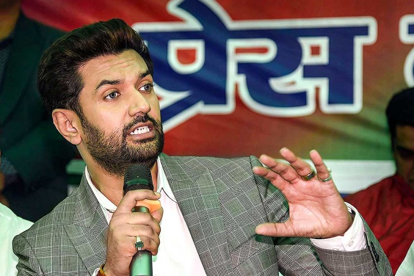 Bihar Elections: 'Don't Vote For JD(U), BJP-LJP Will Form Next Govt,' Says Chirag Paswan