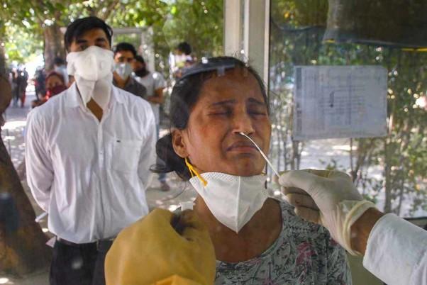 Containment Zones Count In Delhi Reaches To 2,707