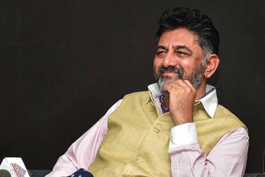 'CBI Raids Are A Continuation Of BJP's Vendetta Politics Against Me', Says DK Shivakumar