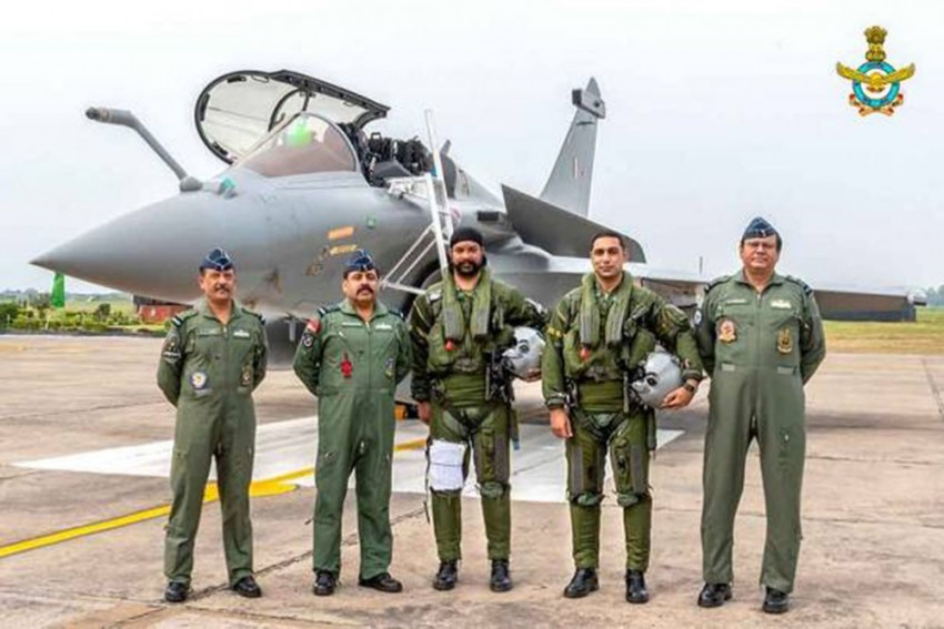 IAF Well Positioned To Deal With Any Threat: Air Chief RKS Bhadauria