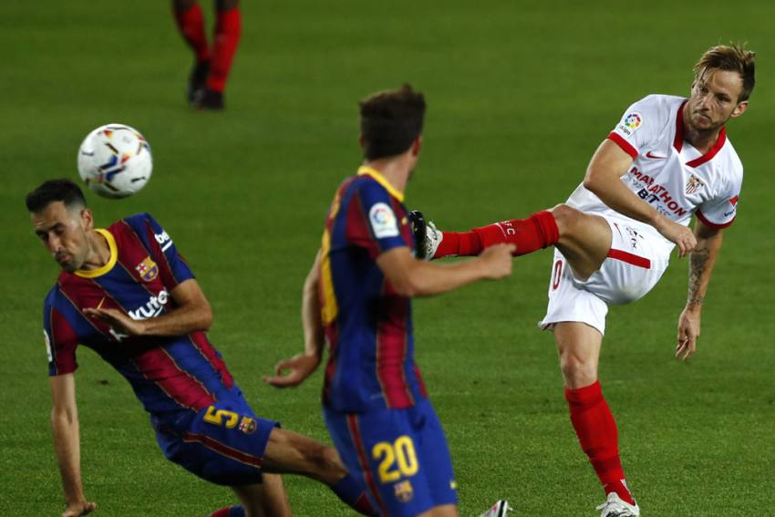Barcelona 1-1 Sevilla: Philippe Coutinho Quickly Cancels Luuk De Jong's Opener, But Ronald Koeman's Side Drop First Points