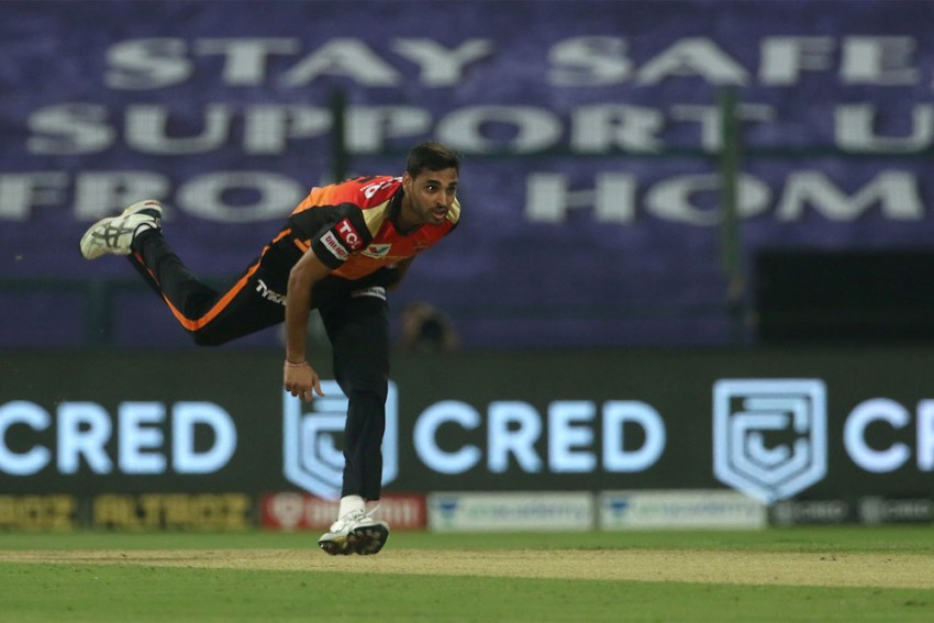 IPL 2020: Prithvi Raj Yarra Replaces Injured Bhuvneshwar Kumar In SunRisers Hyderabad