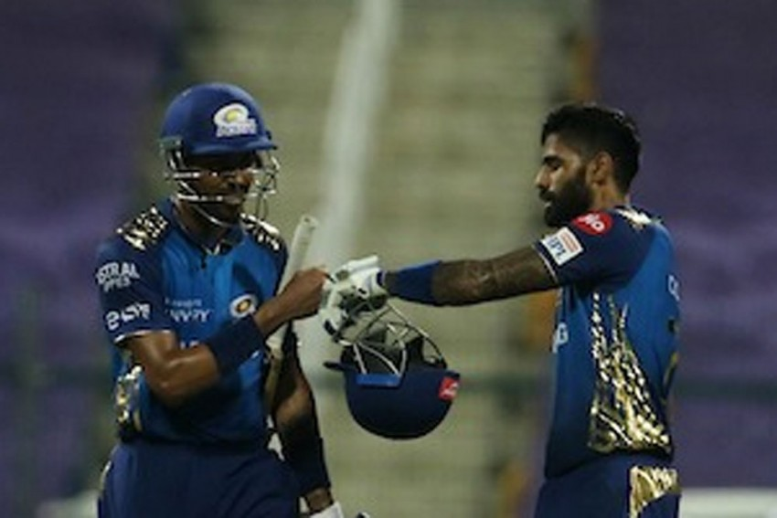 IPL 2020: Mumbai Indians Vs Rajasthan Royals, Full Scorecard