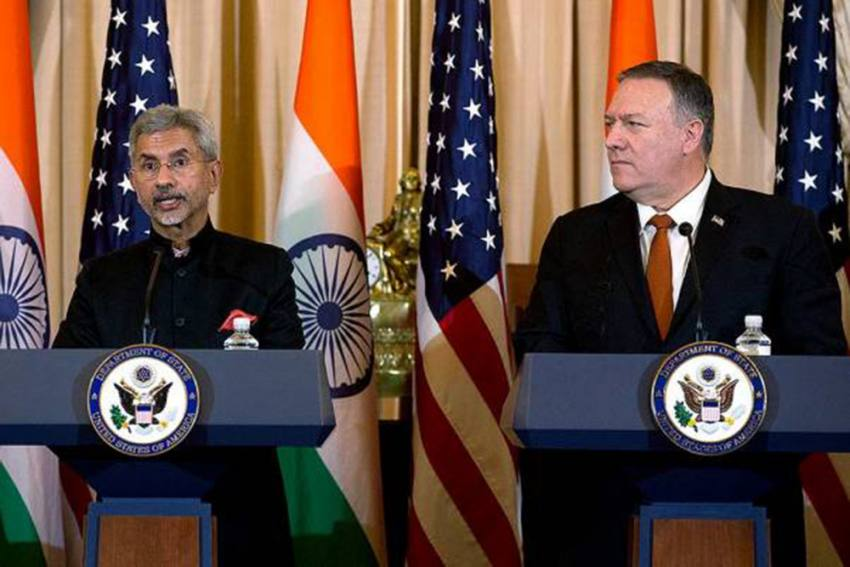Pompeo To Meet Jaishankar Today For First Time After India-China Border Standoff