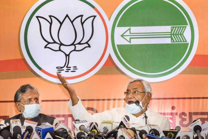 No Ifs And Buts, Nitish Kumar Will Remain CM Even If We Win More Seats: BJP