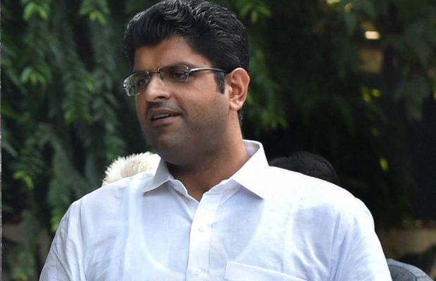Haryana Dy CM Dushyant Chautala Tests Positive For Covid