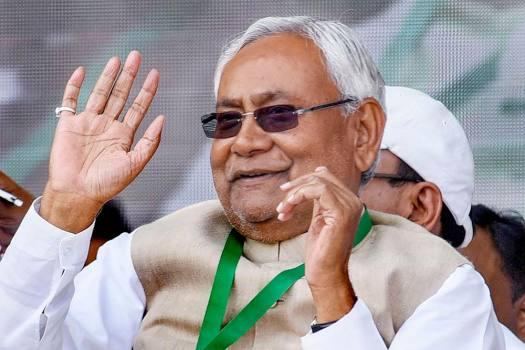 Bihar Polls: Nitish Kumar Announces NDA Seat Sharing Deal, JD(U) Gets 122, BJP 121
