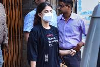 Bombay High Court Grants Bail to Rhea Chakraborty