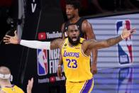 NBA Finals: 'The Job Is Not Done' – LeBron James Refuses To Sleep Until LA Lakers Are Crowned