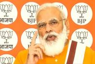 Chirag Walkout: BJP Warns Of FIR Over Use Of PM Modi's Photo