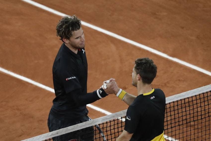 French Open 2020: Dominic Thiem Stunned In Five-hour Epic As Diego Schwartzman Reaches Semis