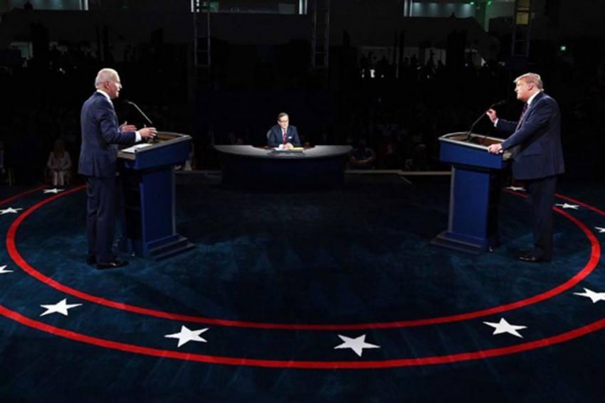 'If Trump Is Still Covid-19 Positive, We Shouldn't Have A Debate,' Says Joe Biden