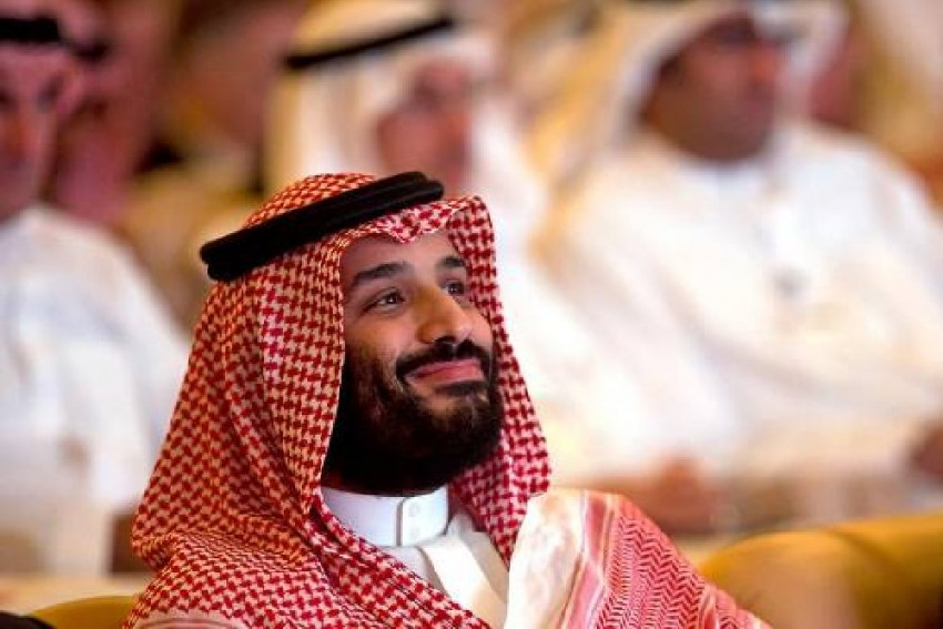Two Years After The Khashoggi Murder, The Saudi Crown Prince Reveals His Schizophrenia