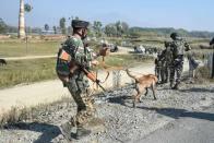 J&K: Militants Open Fire At BJP Leader, PSO Killed