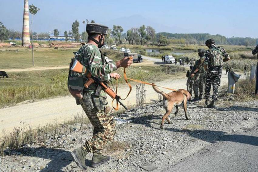 J&K: Militants Open Fire At BJP Leader, PSO Killed