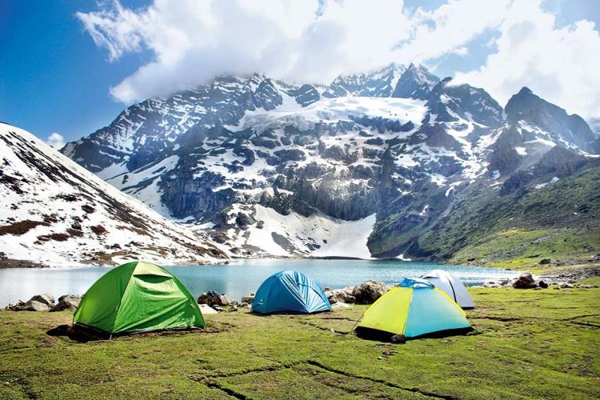 Kashmir On Trek Minus Tourists