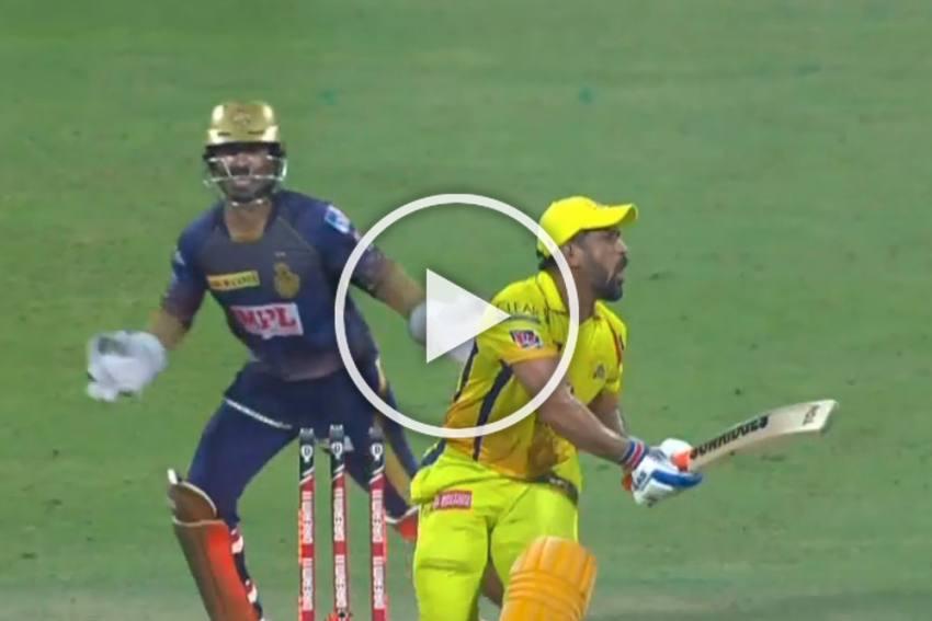 IPL 2020, KKR Vs CSK: Watch The 'Surreal Moment' When Varun Chakravarthy Clean Bowls MS Dhoni - VIDEO