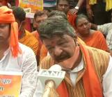 Violence Erupts Between WB Police, BJP Workers During Saffron Party's 'March To Nabanna'