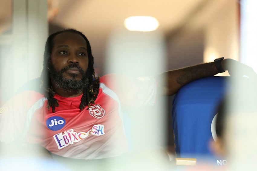 Why Chris Gayle Missed Out On Playing His First Match For Kings XI Punjab In IPL 2020