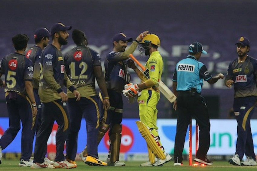 IPL 2020: Kolkata Knight Riders Vs Chennai Super Kings, Full Scorecard