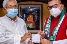 Bihar Elections: Former DGP Gupteshwar Pandey Left Ticketless