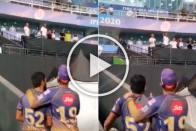 IPL 2020: KKR's Batting Hero Rahul Tripathi Meets Team Co-owner Shah Rukh Khan - WATCH