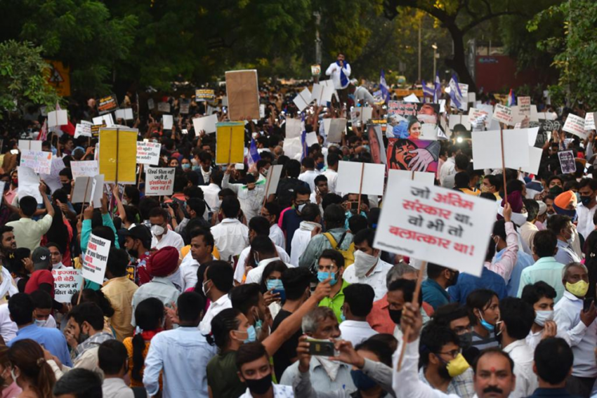 Hathras Case: NGO Moves SC, Seeks Transfer Of Probe To CBI