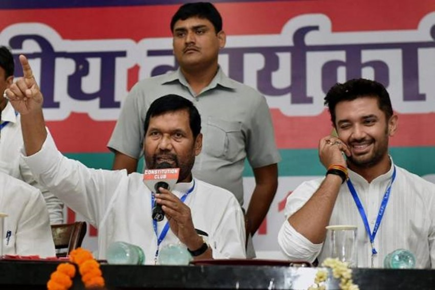 Bihar Polls: LJP Releases First List Of Candidates, Fields BJP Turncoats