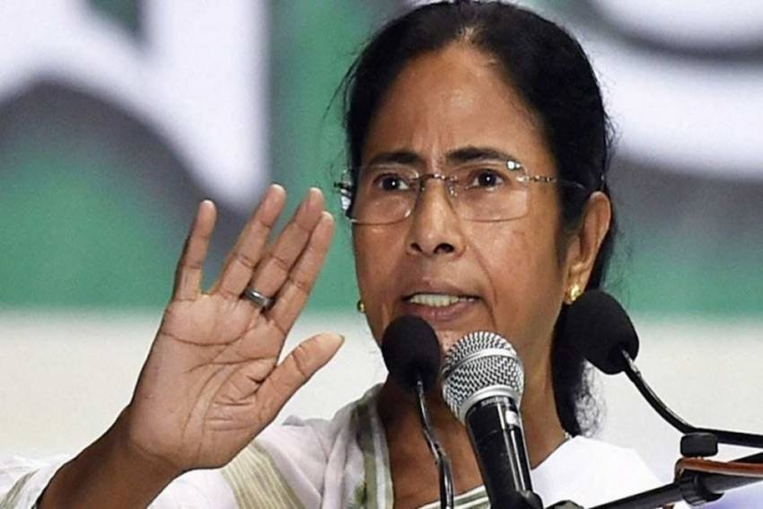 Women's Wing Of Trinamool Congress Holds Protest Rally Against Hathras Rape
