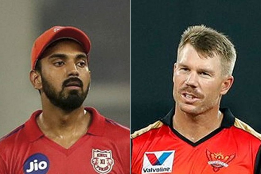 IPL 2020, SRH Vs KXIP: KL Rahul Rues Mayank Agarwal Run Out, David Warner Hails Rashid Khan