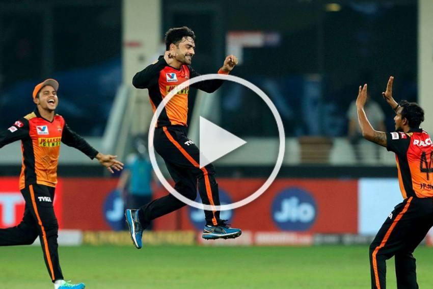 IPL 2020, SRH Vs KXIP: Fantastic Rashid Khan Reflects On Damage Scoreboard Pressure Can Do To Batsmen