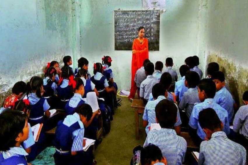 The Dalit Teacher