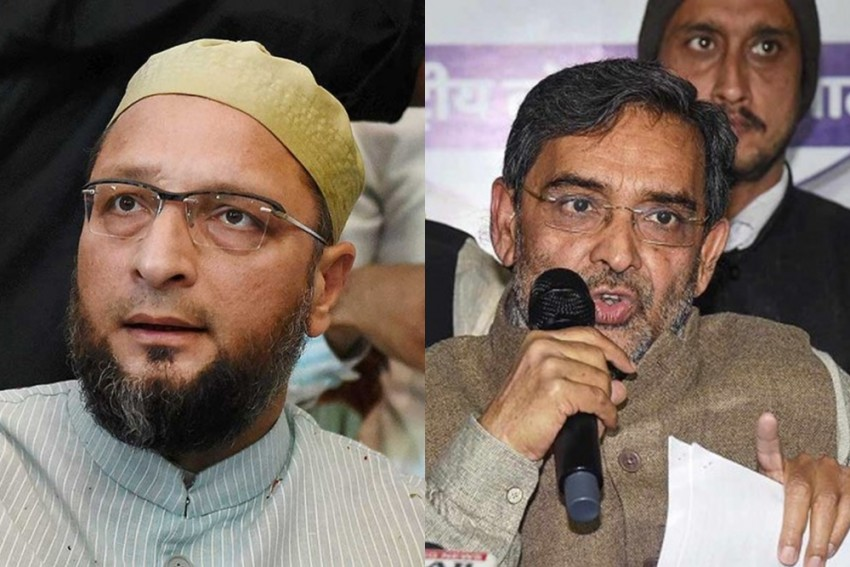 Bihar Elections 2020: Asaduddin Owaisi, Upendra Kushwaha Float New Front Of Six Parties