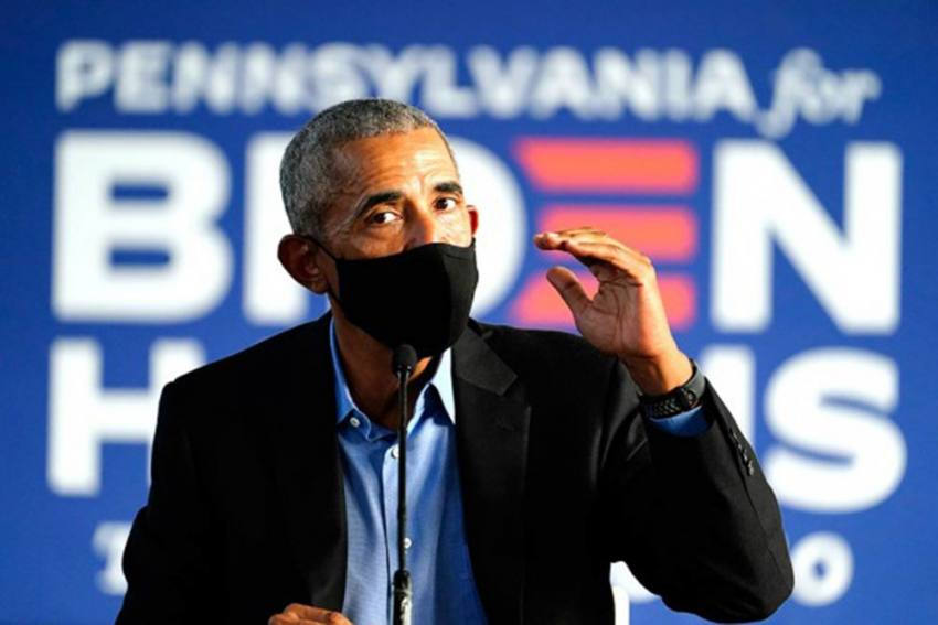 Trump Treated Neither The Pandemic Nor The Presidency Seriously: Barack Obama