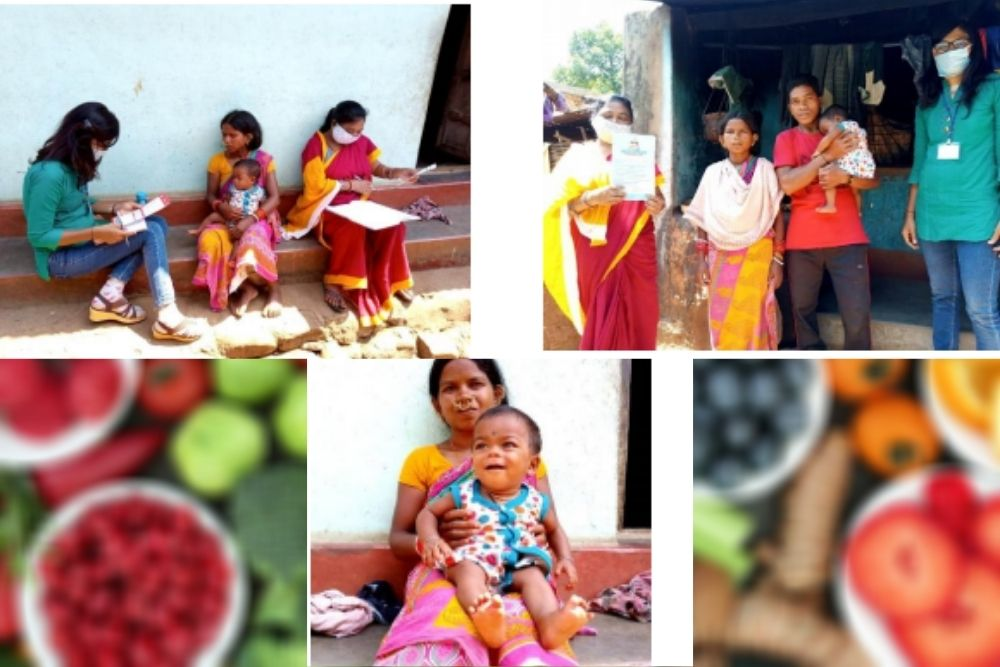 How A Tribal Mother's Choice Saved Her Malnourished Child