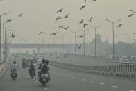 Stubble Burning Accounts For 40 Percent Of Delhi Air Pollution