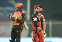 IPL 2020: RCB Weren't Brave Enough With Bat, Admits Virat Kohli After Loss To SRH
